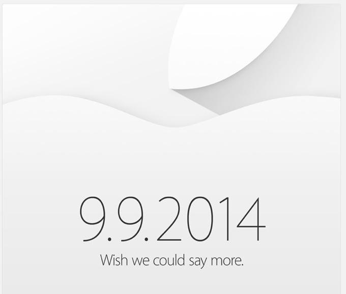 Презентация от Apple пройдет 9 сентября