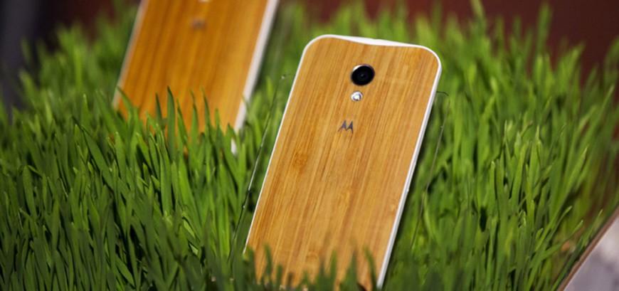 Moto X получит обновление до Android L
