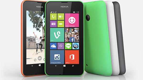 Начало продаж Lumia 530 в Украине
