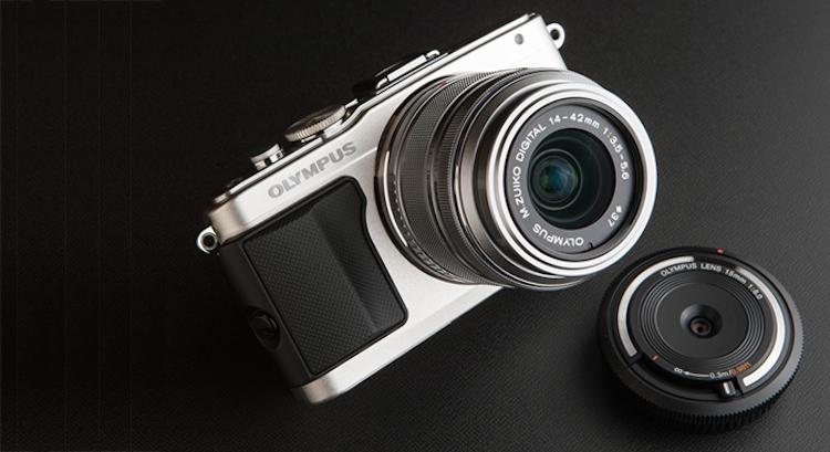 Olympus представила новую модель камеры линейки PEN E-PL7