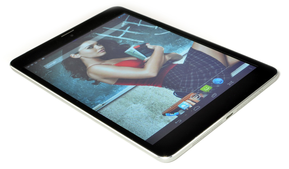 Обзор bb-mobile Techno 7.85 3G Slim: русский планшет из металла