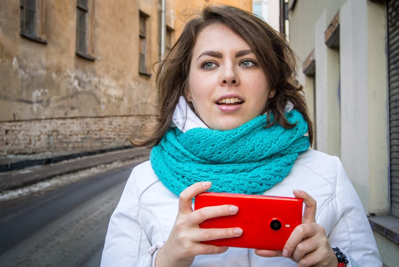 Заметки о Lumia 1520 — царство мегапикселей