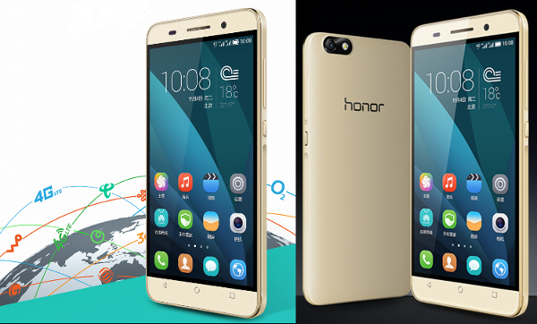 Huawei Honor 4X представлен официально