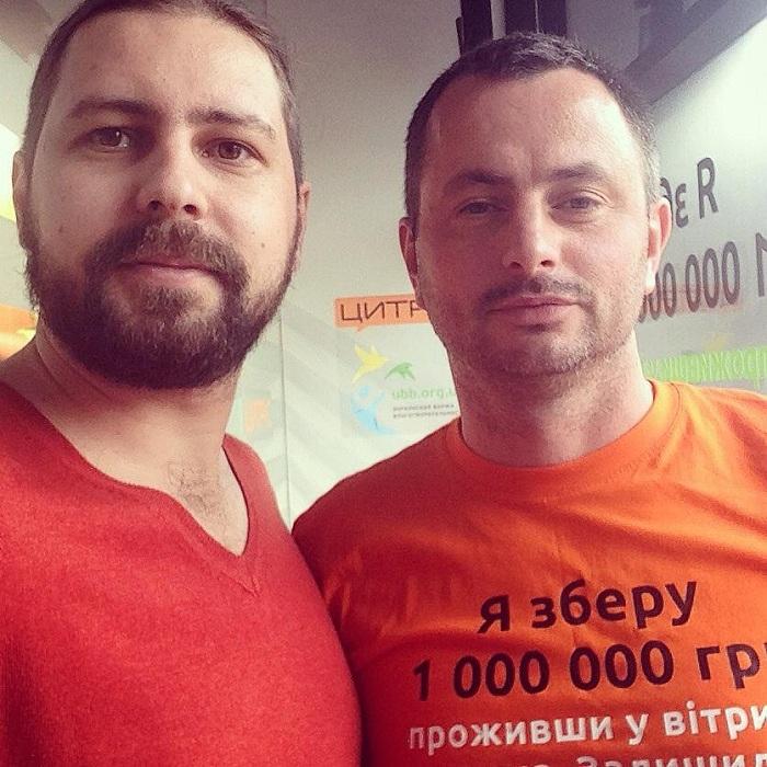 Maksim_Bakhmatov_&_Viktor_Sholoshenko