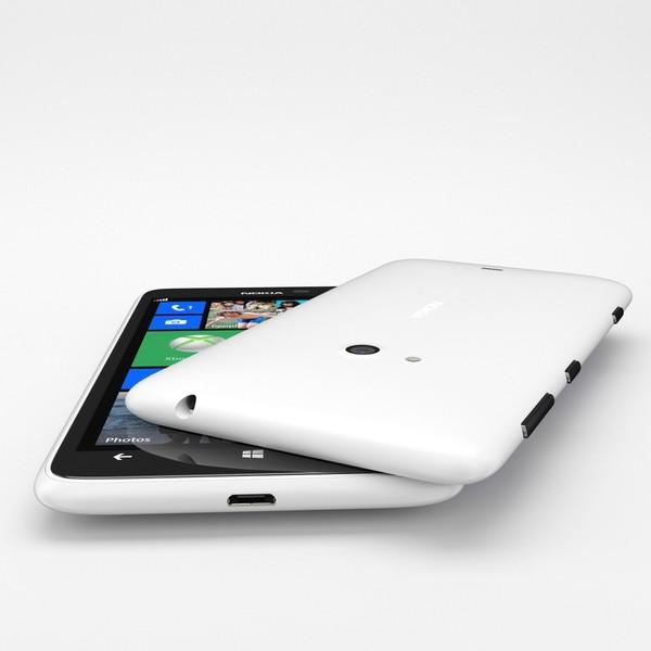 Nokia Lumia 625 (White)