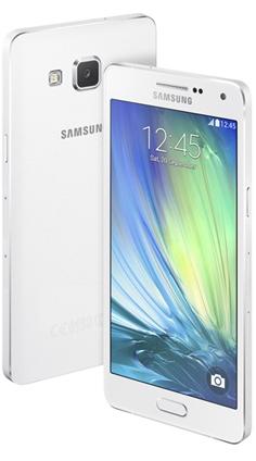 Samsung представил смартфоны Galaxy A3 и A5