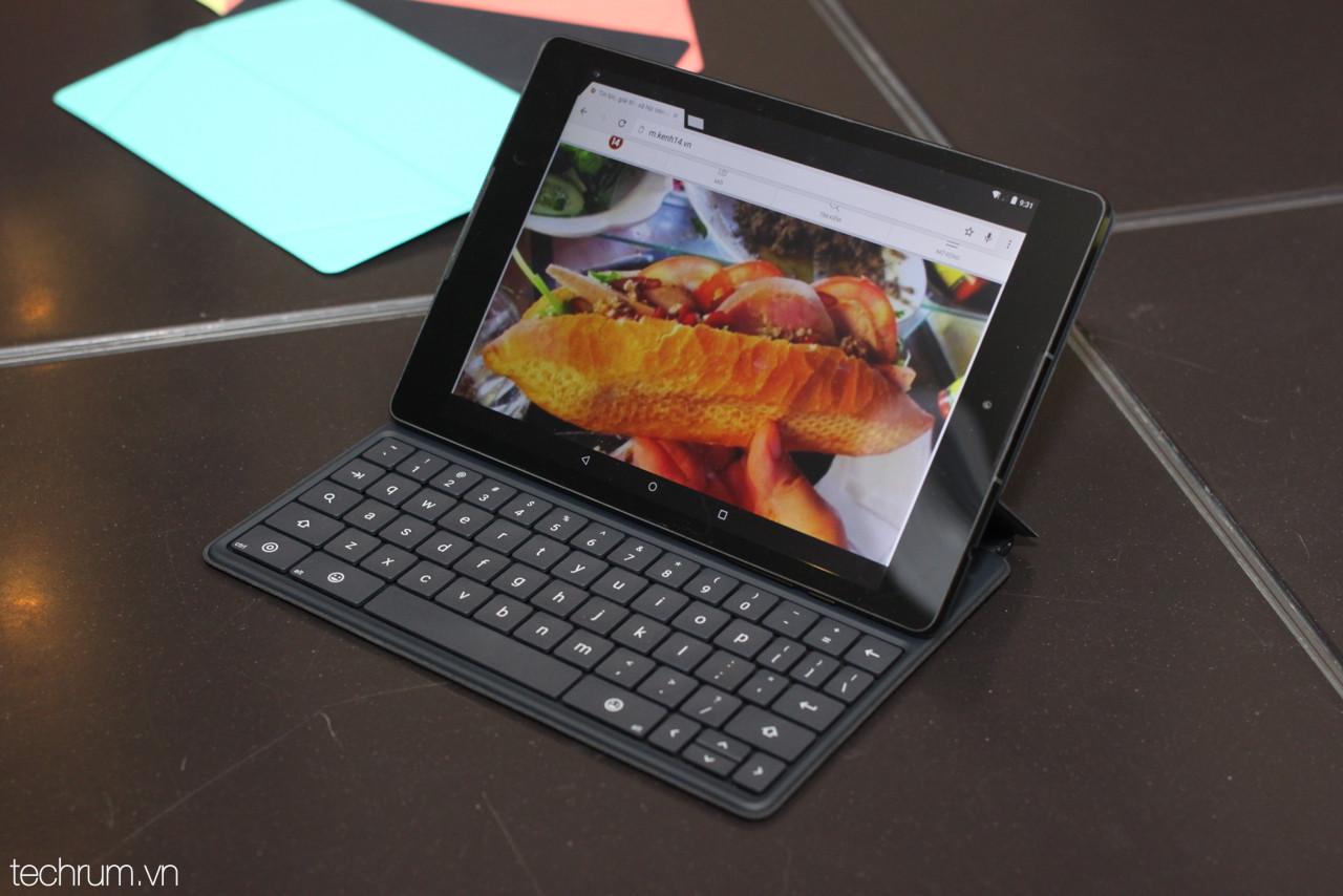Google Nexus 9 по производительности сопоставим с Apple MacBook Pro 2012 года