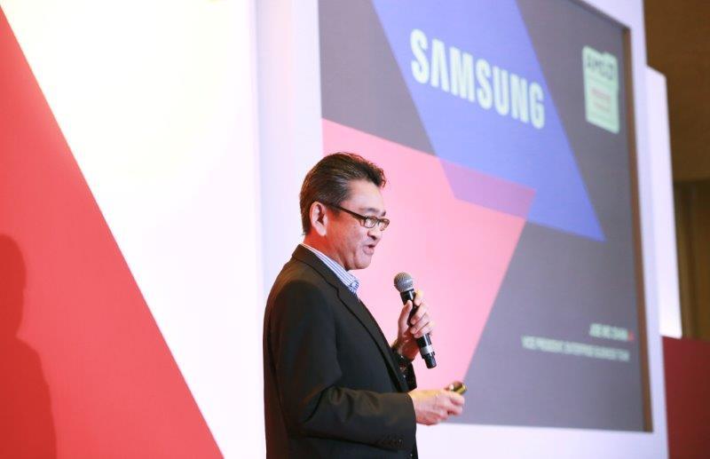 Samsung и AMD объявили о партнерстве