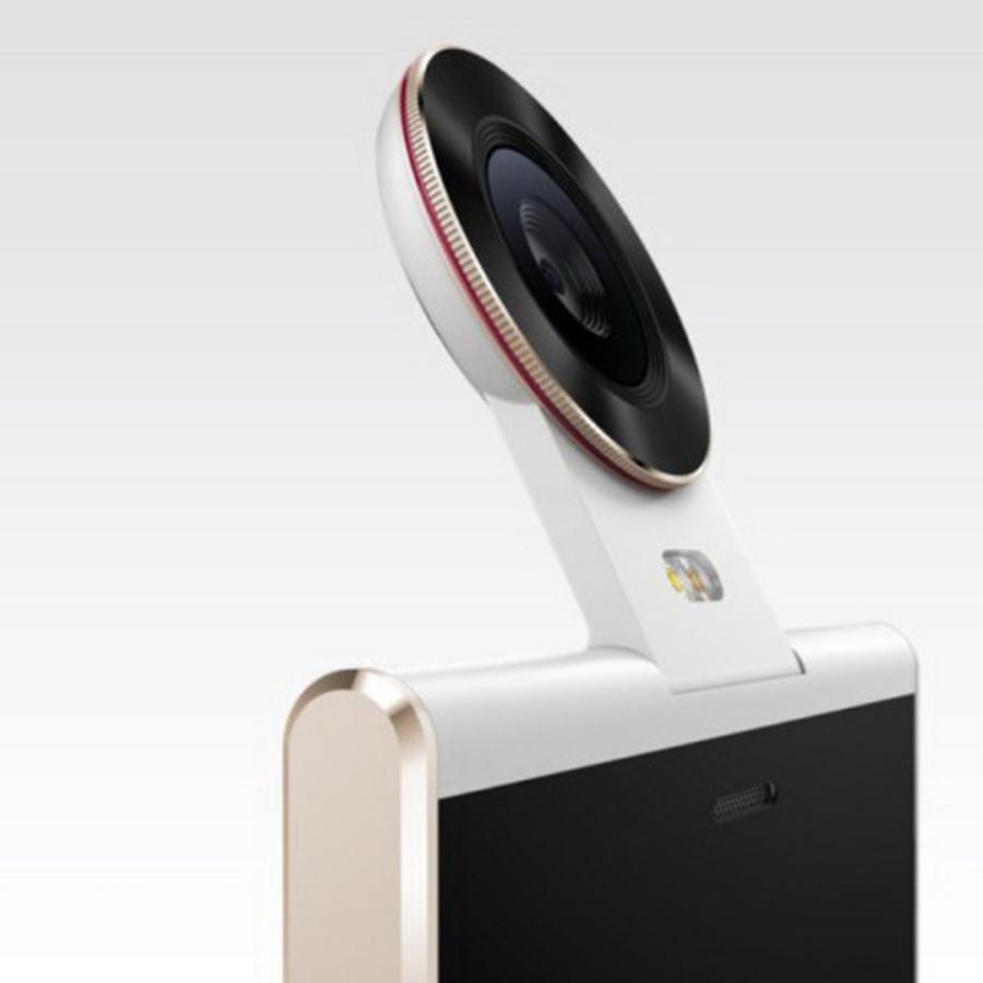 Doov Nike V1 — китайский смартфон с флип-камерой представлен официально