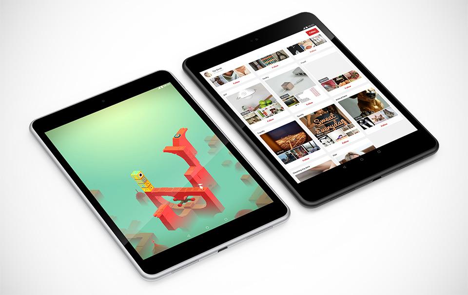 Nokia представила свой первый Android-планшет N1