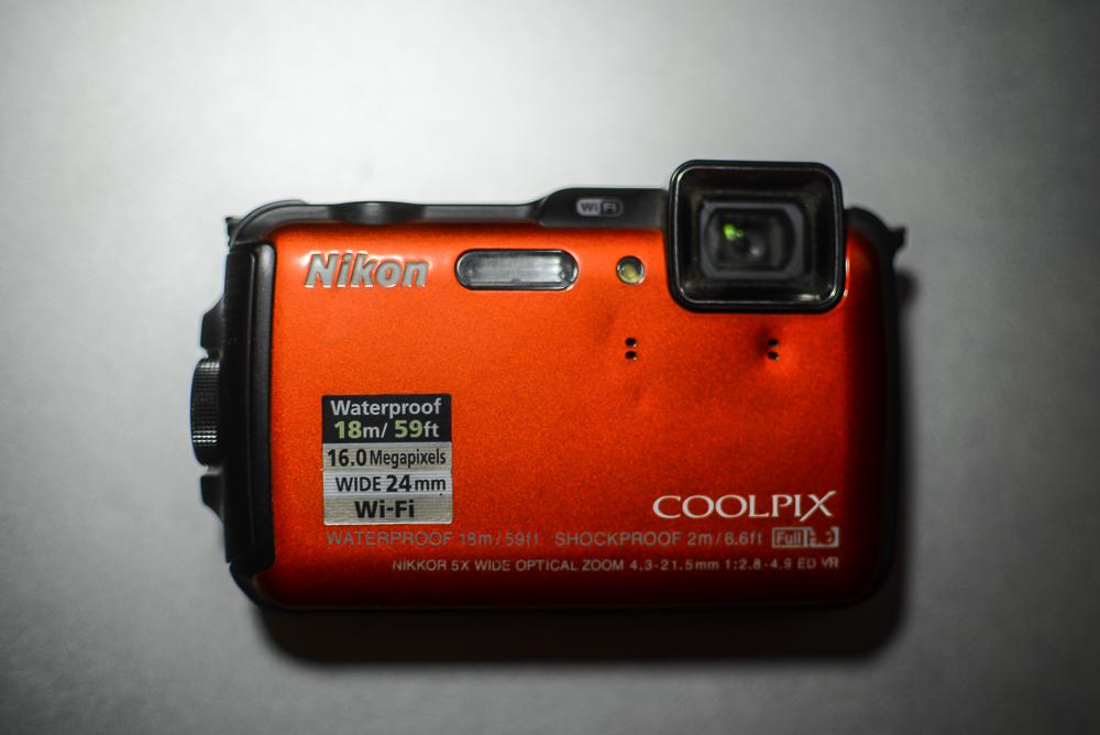 Nikon AW 120-005