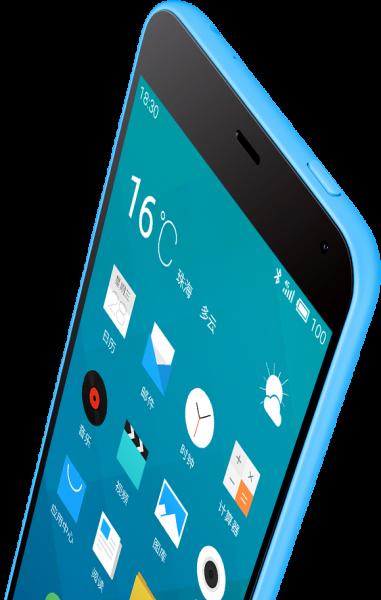 Представлен смартфон Meizu M1