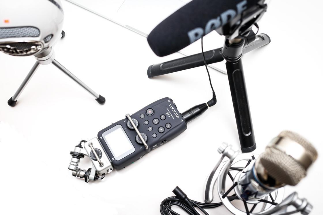 Большой тест пяти микрофонов для создателей контента