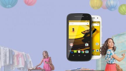Представлен Motorola Moto E (2gen) – за недорогими смартфонами будущее?