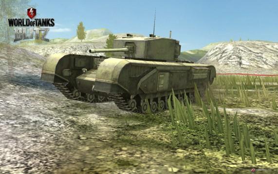 World of Tanks Blitz открывает другую Америку