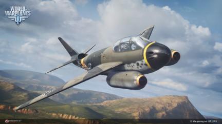 Обновление World Of Warplanes 1.7 – немецкие ударные самолеты и две новые карты