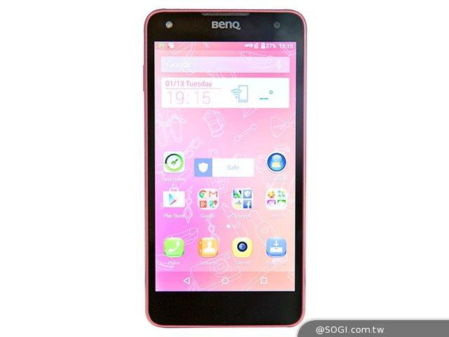 BenQ готовит смартфон со Snapdragon 810