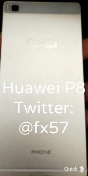 Huawei P8 будет иметь две версии