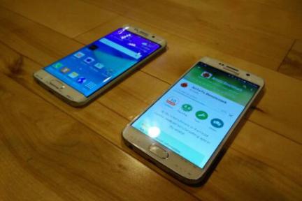 В Сети появились первые фотографии Samsung Galaxy S6 и S6 Edge