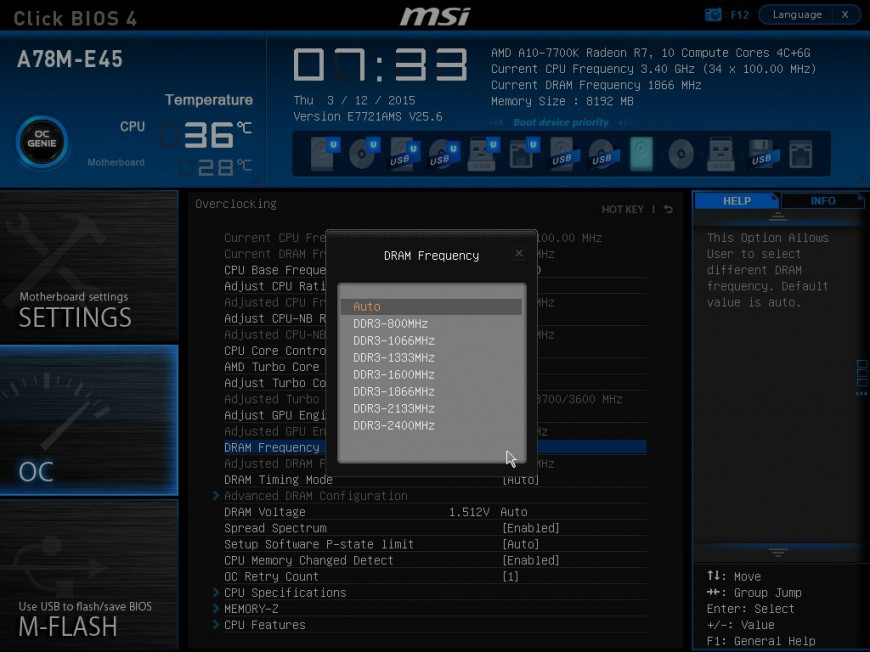 BIOS_DRAM_Overclocking