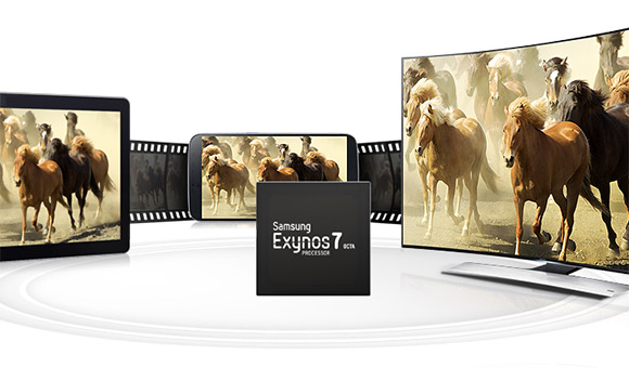 Samsung Exynos 7 Octa 5433