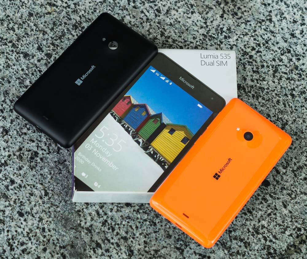 Продажи Microsoft Lumia упали на 58%