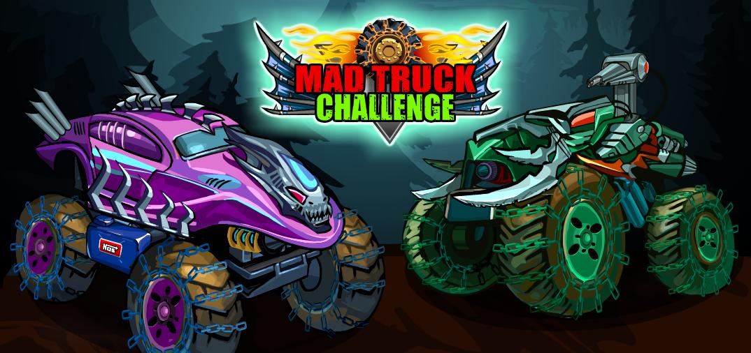 Игру Monster Truck Challenge