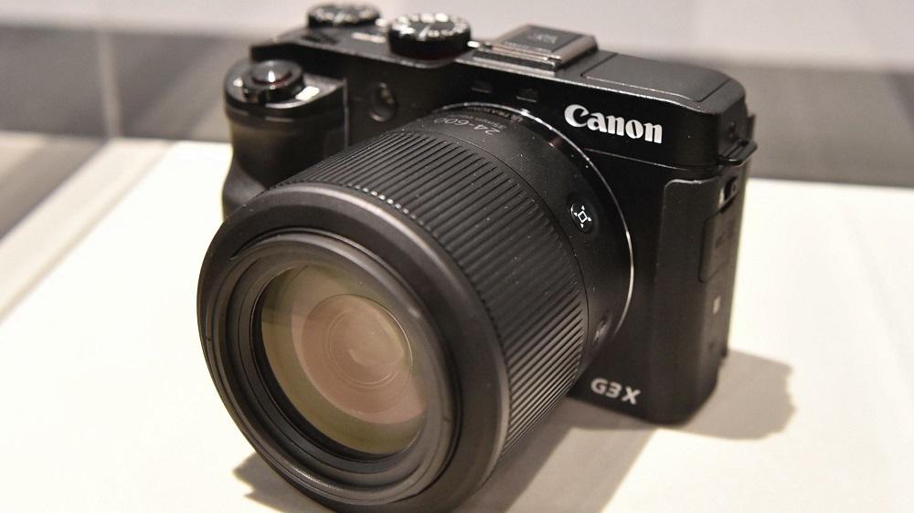 Canon представила PowerShot G3 X – компактную камеру с мощным зумом