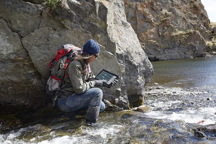 Dell Latitude 12 Rugged Tablet — планшет для экстремальных условий