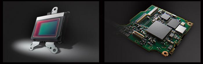 Обзор камеры Panasonic Lumix GF7