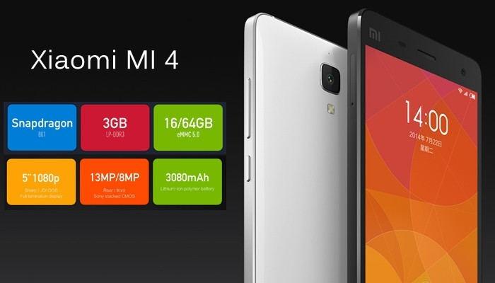 Xiaomi-Mi4-in-flipkart-soon