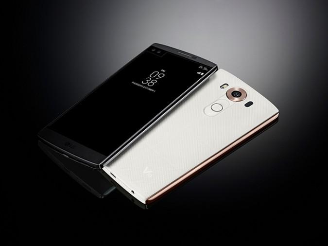 LG V10: международный релиз