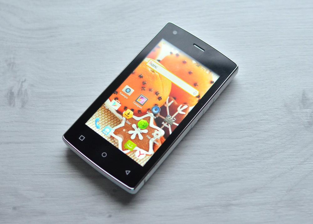 Обзор смартфона DEXP XL240 Triforce — мощный и компактный