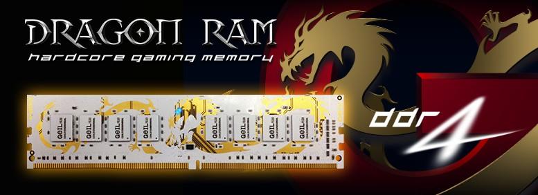 GeIL Dragon RAM DDR4