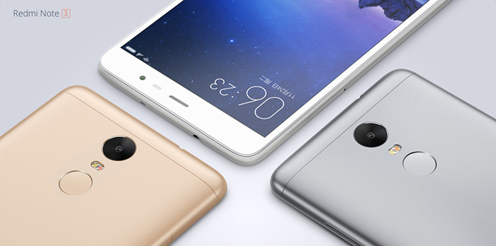 XIAOMI REDMI Note 3 16GB 4G за 167 USD