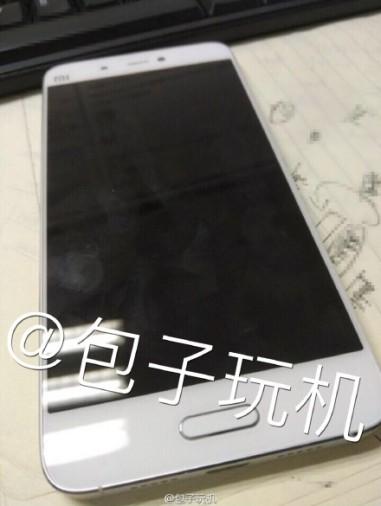 Xiaomi Mi5 фронтальная панель