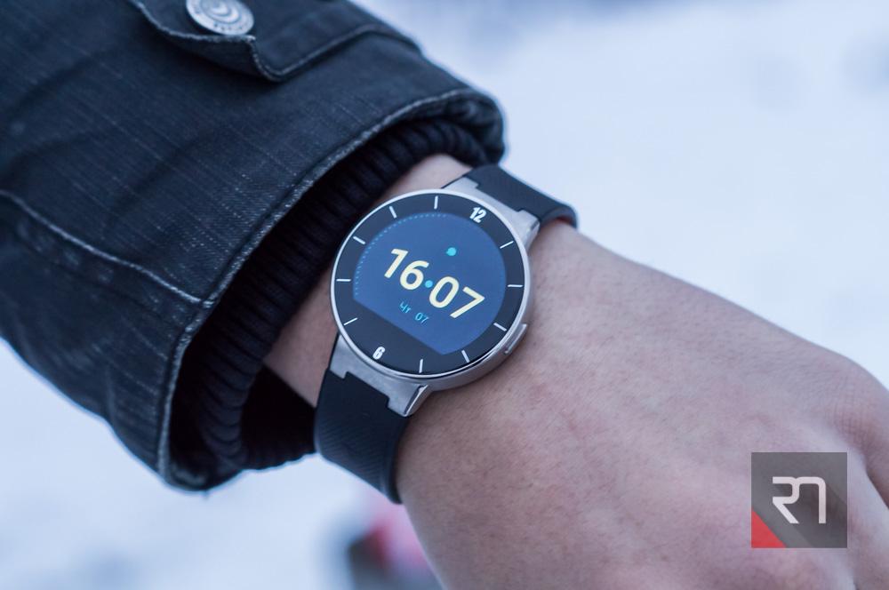 Обзор умных часов ALCATEL ONETOUCH Watch — не такие как все?