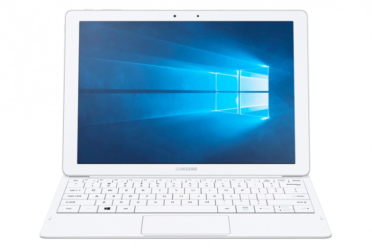 Galaxy TabPro S_005_Front3_White