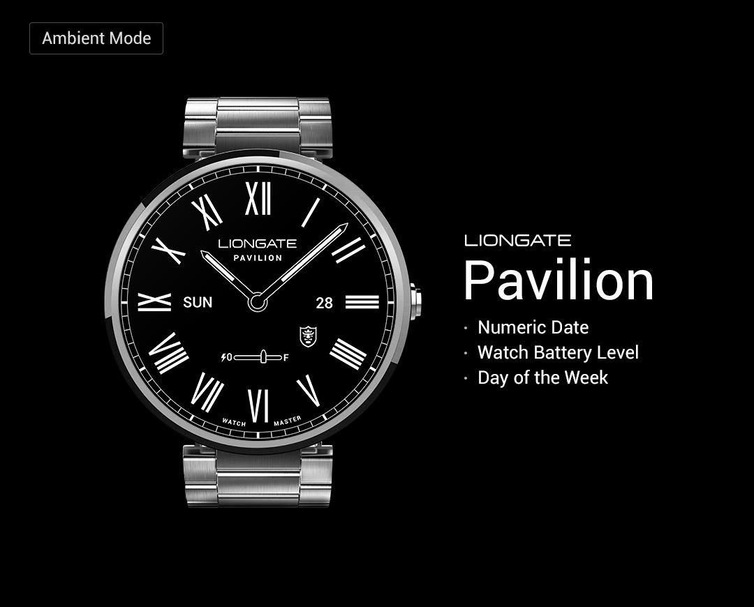 Pavilion-watchface