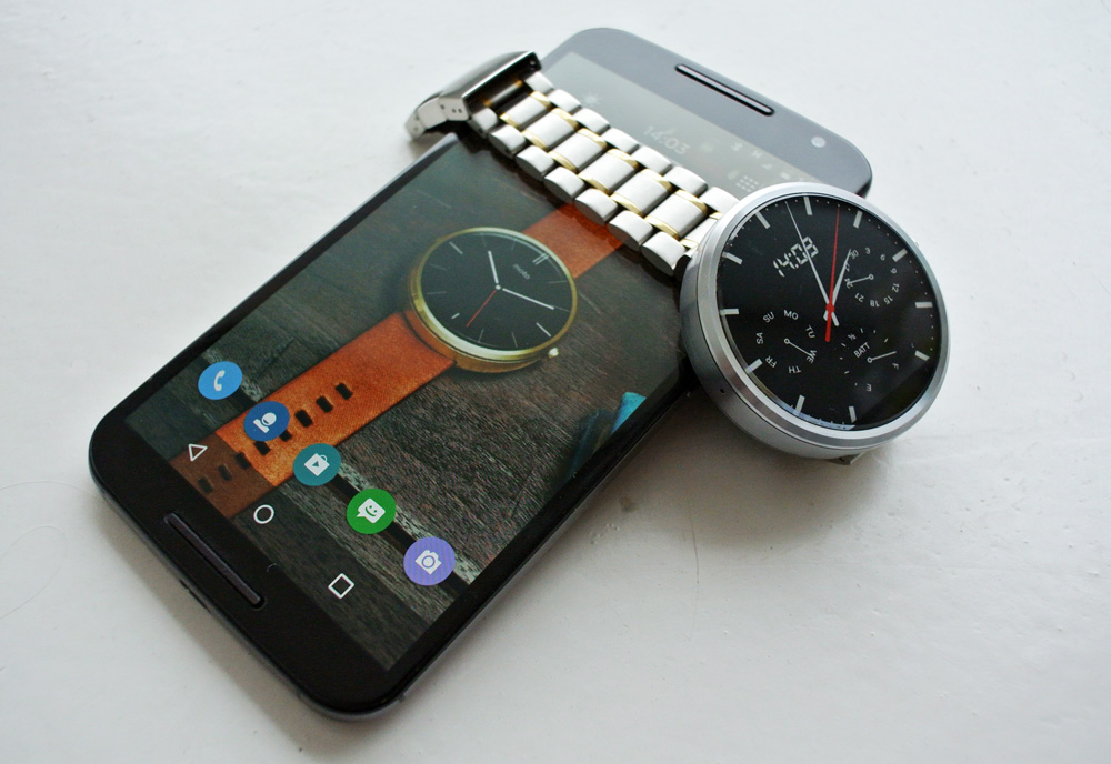 InUse Motorola Moto X 2014 – когда дизайн решает