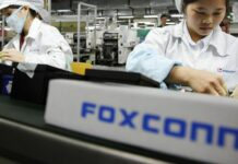 Foxconn Sharp