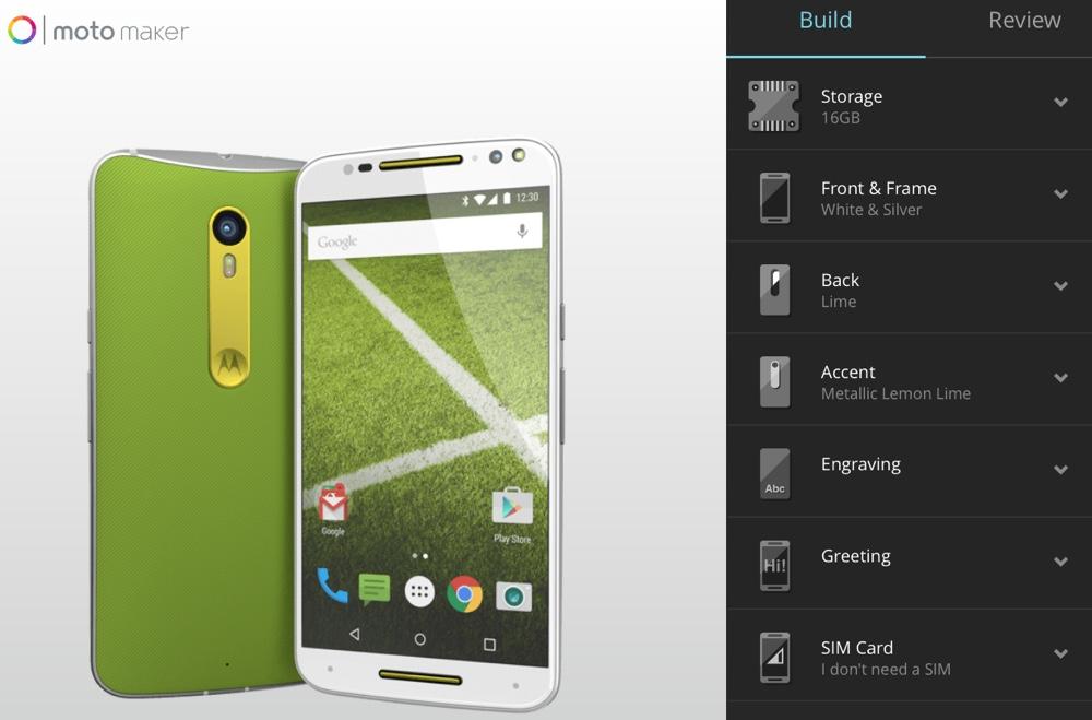 Motorola рассказала о дизайне смартфонов Lenovo и планах на Moto Maker