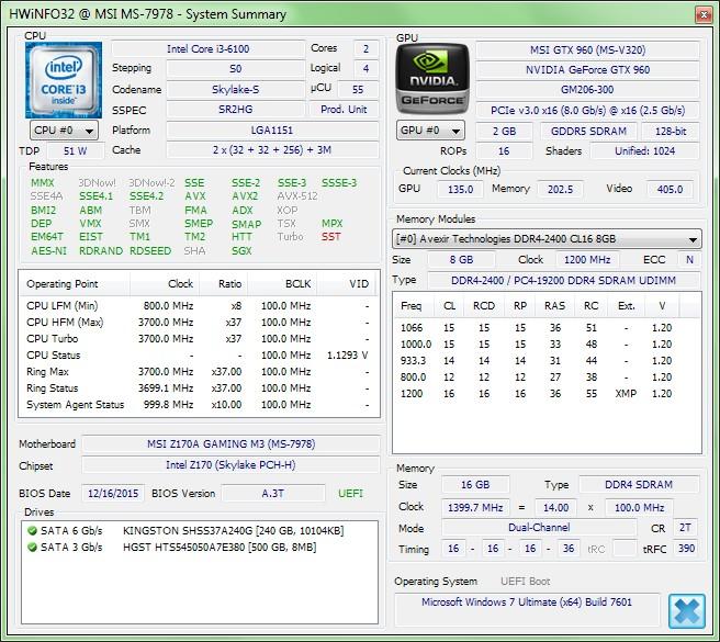 разогнать оперативную память DDR4
