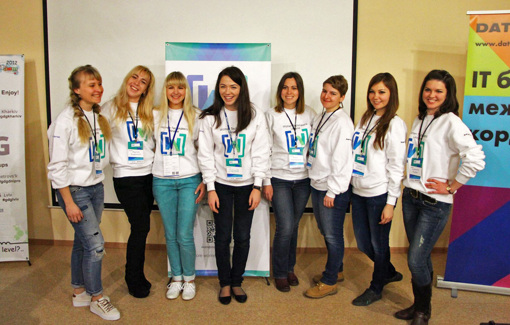 Women Techmakers Ukraine
