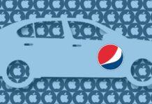 Apple Car Pepsi
