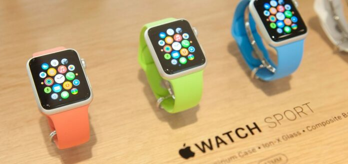 Apple Watch в Украине