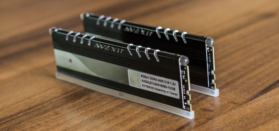 Avexir Core DDR4