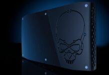 Intel NUC Skull Canyon