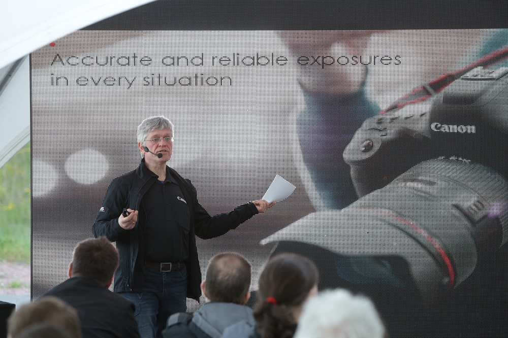 Компания Canon презентовала новинки ‒ EOS-1DX Mark II и EOS 80D