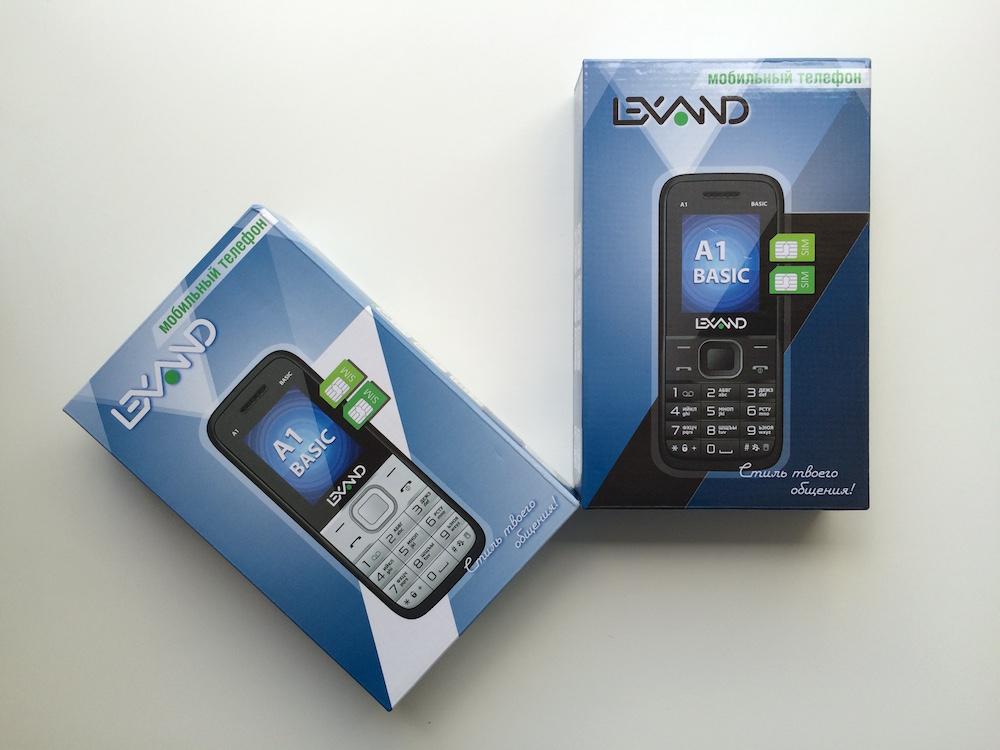 Обзор Lexand A1 Basic — доступная звонилка без наворотов